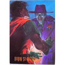 Joker / Dc Comics Pepsi Cards 90 / Tarjetas