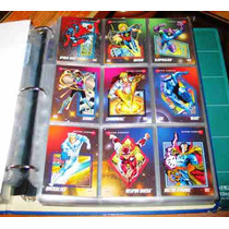 Marvel Comics 1992 Set Completo Incluye Hologramas
