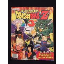 Album Dragonball-z 3 Incompleto.