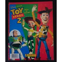 Álbum Panini Toy Story 2. Disney Pixar