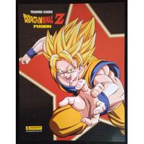 Colección Completa Dragon Ball Z Fusion + Coleccionador