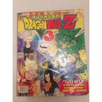 Álbum Lleno De Dragón Ball Z3 Y Más!