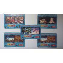 Dragon Ball Z Tarjetas Imagics,7 Varias Pelicula