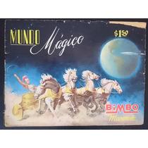 Álbum Mundo Mágico. Bimbo Marinela.
