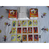 Dragon Ball Z Warriors Stickers Del Album De Panini 2013