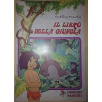 Álbum Estampa El Libro De La Selva 1983 Completo Panini Raro