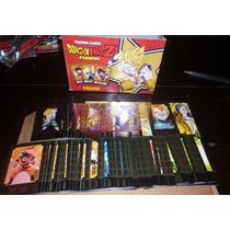 Dragon Ball Z Fusion Panini Trading Cards Sobre D 6 Tarjetas