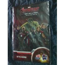 Stickers/estampas De Avengers De Gamesa