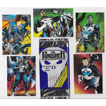 1992 The Punisher Set 90 Tarjetas