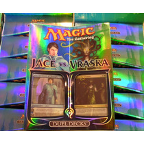 Magic The Gathering Jace Vs Vraska Duel Decks