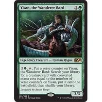 Mtg Yisan, The Wanderer Bard