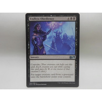 Mtg Magic The Gathering Endless Obedience Magic15 Expa 2014