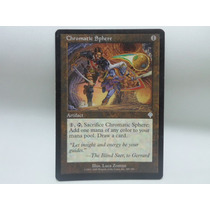 Mtg Magic The Gathering Chromatic Sphere Invasion Expan 2000
