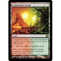 Mtg Copperline Gorge