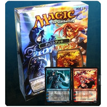 Magic: The Gathering - Jace Vs. Chandra Japanese Duel Decks