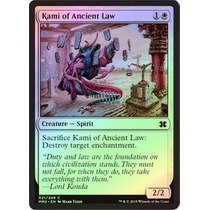 Mtg Kami Of Ancient Law Modern Masters (2015 Edition) (foil)