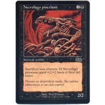 Mtg Magic The Gathering Zaga De Urza 148 Necrofago Pirexiano