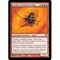 Mtg Myojin Of Infinite Rage