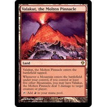 Mtg Valakut, The Molten Pinnacle Zendikar