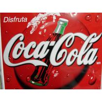 Lámina Pop De Coca-cola, 60 Cm.