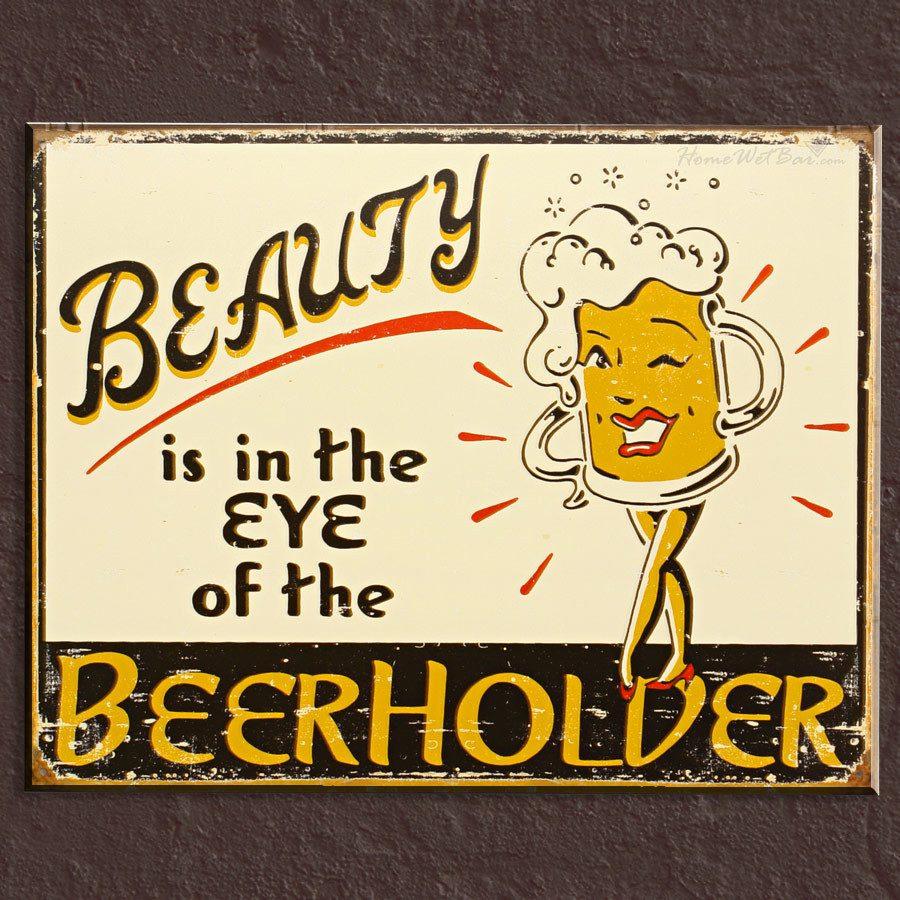 Carteles de cerveza miniposters retro para bares sav7 en mercadolibre - Carteles retro ...