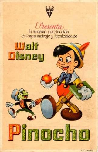 listado de peliculas de walt disney: