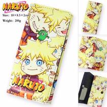 Cartera Impresa Anime Naruto