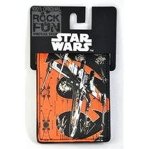 Star Wars Cartera Bi-fold Importada 100% Original 3