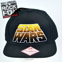 Star Wars Gorra Importada 100% Original