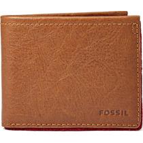 Billetera Fossil Ml3473222 100% Original