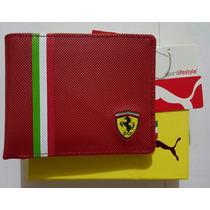 Carteras Puma Ferrari