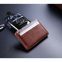 Cartera Magica Piel Con Tarjetero Magic Money Clip