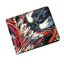 Venom Cartera Bifold Marvel Comics Billetera Nueva