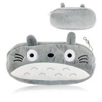 Totoro Cosmetiquera Lapícera Gato