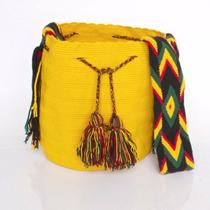 Bolsos Wayuu Indigenas Calidad Mujer Colombia Bolsas Wayuu