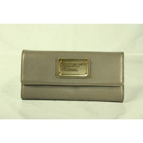 Cartera Marc Jacobs Classic Q Continental Monedero Cardamom