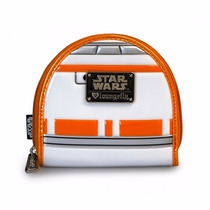 Monedero Star Warsbb-8 Disney By Loungefly Hermoso 2016