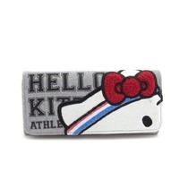 Cartera Hello Kitty Gimnasio Sweatband Chequera Monedero Gr