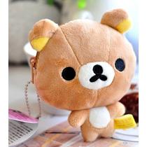 Bolsa Rilakkuma Monedero Oso Cute Kawaii Panda Mujer Niños