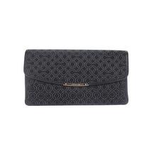 Billetera Coach Madison Op Art Checkbook Wallet Para Mujer