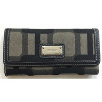 Cartera Nine West Dama Original Logo Nueva Mod 60293659-7ac
