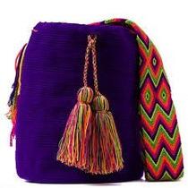 Artesanias Colombianas Wayuu Indigenas Moda Mujer En Mundo