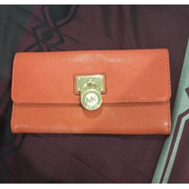 Cartera Mk Original Color Café