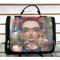 Bolsas De Moda Frida Buhos Tipo Nicol Lee !!!