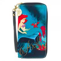 Monedero Disney Ariel Zip Grandes Alrededor Gw2db0dsp
