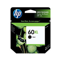 Cartucho Hp 60xl ( Cc640wl Negro) Compatible $289.00 Fdp