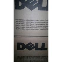 Toner Negro Dell 3130cn 9k Para 9000 Imp.