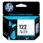 Cartucho Hp Tinta Color 122 Original Deskjet Ch562hl