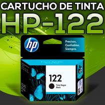 Cartucho Original Hp 122 Negro Sellado 100% Nuevo