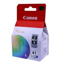 Cartucho De Tinta Canon Cl 41 Tricolor 0617b002aa